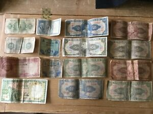 FOREIGN BANKNOTES - ASSORTED COLLECTION