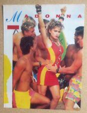"MADONNA Original Vintage ""Angel"" Magazine Special"