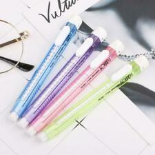 Mechanical Pen Shape Eraser Rubber Retractable Stationery Student Supplies