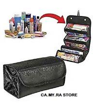 Borsa Organizer Viaggio Roll N Go Cosmetic Bag Beauty Case Trucco Make Up Donna