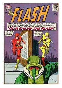 Flash #147, VF+(8.5), 1964, DC, Reverse Flash, Mr. Element