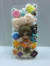 3D iphone 6s Case Whipped Cream Kawaii Case Vocaloid Meiko Anime