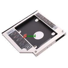 2e disque dur SATA HD disque dur caddy cas pour 9,5 mm universel laptop cd / dvd-rom