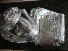 Steel Grip HOOD Jacket ALUMINIZED THERMONOL, Heat Resistant, LARGE 1136-30