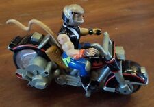Throttle's Blazin' Cycle Only Biker Mice From Mars 1993 Galoob Bike Throttle