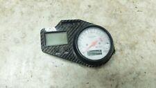 03 Triumph Speed 4 Four gauge speedometer tachometer dash meter