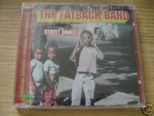 CD Album: The Fatback Band : Street Dance : Sealed