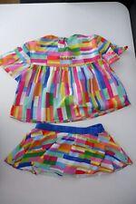 agatha ruiz de la prada Outfit Set Skirt & Top Age 14 Years Gc