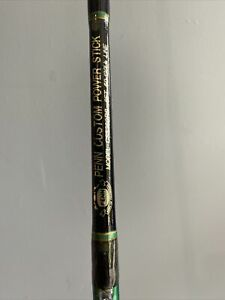 Used Penn Custom Power Stick Boat Rod. 6' 50-130 LB. Class Heavy Good Cond.