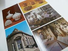 Fiesta Museum of Ceramics Post Cards - 5 Excellent condition