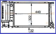 Radiateur d'eau Bmw Serie 3 E36 Touring 323i - 325i - 328i - 320i