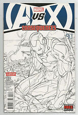 AVX CONSEQUENCES # 3 * Second Print VARIANT * NEAR MINT