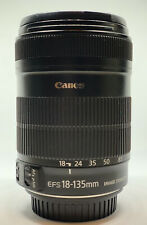 Canon EF - 18-135mm f3.5-5.6 IS Lente S