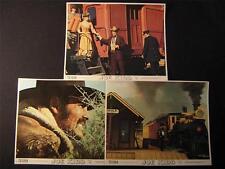 1972 Clint Eastwood Robert Duvall Joe Kidd DBW 5 Western MOVIE PHOTO LOT 47G