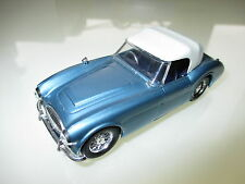 Austin Healey Soft Top in blau bleu blu azul blue metallic, Vitesse in 1:43!
