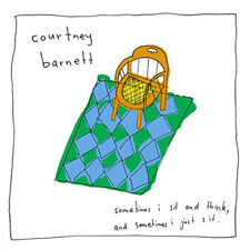 COURTNEY BARNETT SOMETIMES I SIT AND THINK LP VINYL NEW 2015 33RPM