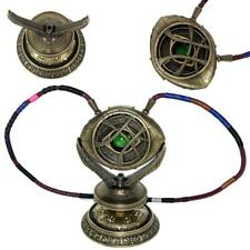 Marvel Doctor Strange Costume Cosplay Necklace Eye Amulet Agamotto Stone Prop NW