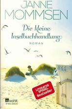 Janne Mommsen, la pequeña isla librería, Roman librerías a. mar del norte-isla,