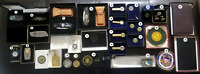 Lot 27 Rare Military President Collectibles Powell Gore Cheney DoD coin See List