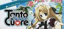 Tanto Cuore - Romantic Vacation Deck-Building Card Game (New - English Version)