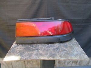 90 91 Plymouth Laser RS right side tail light 90-91 RH
