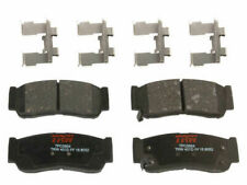 For 2006-2012, 2014 Kia Sedona Brake Pad Set Rear TRW 13724WV 2007 2008 2009