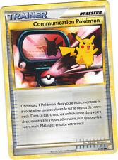 Pokemon n° 98/123 - Trainer - Communication Pokemon