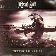 """MEAT LOAF 'PIECE OF THE ACTION' UK PICTURE SLEEVE 7"""" SINGLE"""