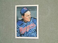 NOLAN RYAN- BOWMAN Card- TIFFANY - #486- 1990- 3,000 MADE