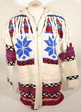 Polo Ralph Lauren Indian Blacket Beacon Alpaca Hooded Sweater Jacket L $998 A2F