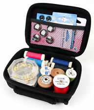 Small Sewing Box   Case   Sewing bag for sewing threads, spools, needles & More