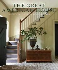 NEW The Great American House By Gil Schafer Hardcover Free Shipping