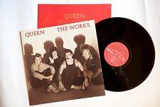 Queen – The Works - LP - VG+ - DE - EU - 1984 -  EMI – 1C 064 2400141