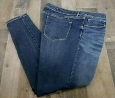 Mossimo Mid Rise Jegging Medium Wash Women's Denim Jeans 18 / 34