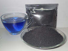 100% Thai Pure Natural Dried Butterfly Pea-Powder-Blue Flowers Tea Healthy Drink