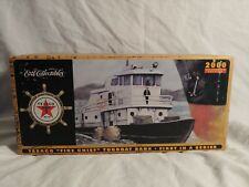 Ertl Collectibles Texaco Fire Chief Tugboat Diecast Bank 2000