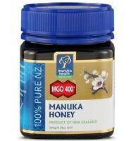 Manuka Health MGO 400+ Manuka Honey 250g