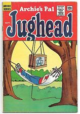 Archie's Pal Jughead #100 (1963; fn-vf 7.0) guide value: $22.50 (£18.00)