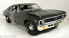 Ertl 1/18 Scale AMM9066/04 1966 Chevrolet Nova SS 396 Diecast model car