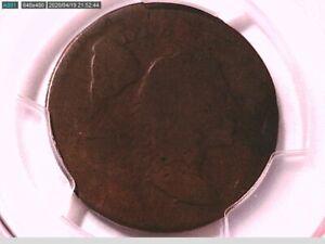 1795 Large Cent PCGS FR 02 Plain Edge 39214176 Video