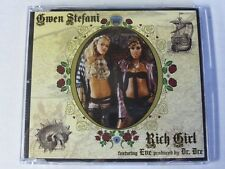 Gwen Stefani feat. Eve: Rich Girl (Deleted 2005 4 track Enhanced CD Single)