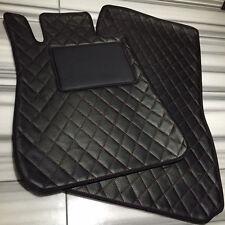 Mercedes AMG GT-S / SLS AMG Quilted Carbon Fiber floor mats