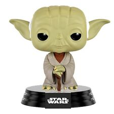 Funko POP! Vinyl Bobble Head Star Wars - Dagobah Yoda - UK Seller