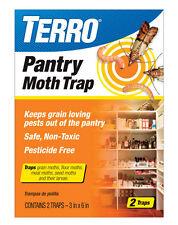 TERRO T2900 Pantry Moth Traps - 2 Pack