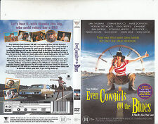 Even Cowgirls Get The Blues-1993-Uma Thurman-Movie-DVD