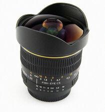 Super-Wide Fisheye lens 8mm F3.5 Ultra for Nikon D800 D7000 D610 D3200 D5300