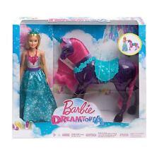 NEW Barbie Dreamtopia Princess & Unicorn