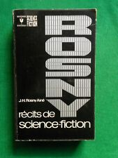 RECITS DE SCIENCE FICTION JH ROSNY AINÉ MARABOUT  G 523 1975 PRES JB BARONIAN