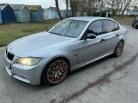 2008 BMW 335D M SPORT CAT D SPARES OR REPAIRS 196K TRACK RACE PARTS EXPORT