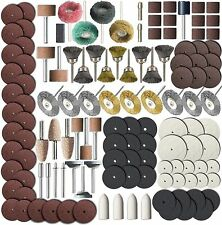 337 Piece Rotary Tool Accessory Set - Fits - Grinding, Sanding, Polishing